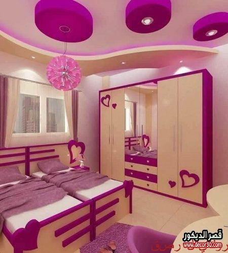 ديكورات جبس غرف نوم اطفال 2020
