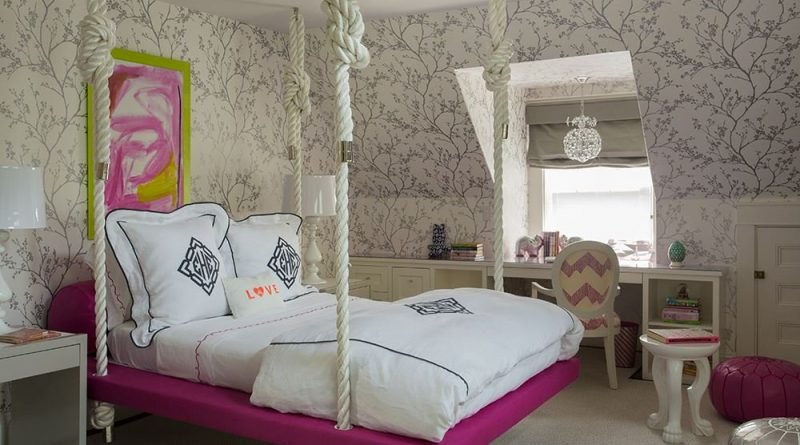 صور غرف نوم بنات رهيبة