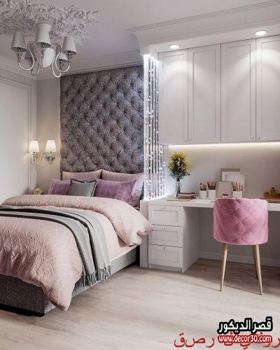 غرف نوم بنات كبار بسيطة