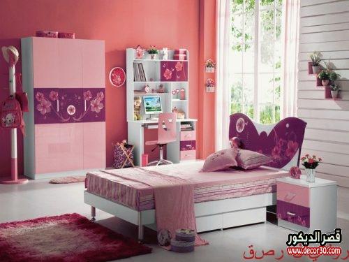غرف نوم بنات كبار حديثة