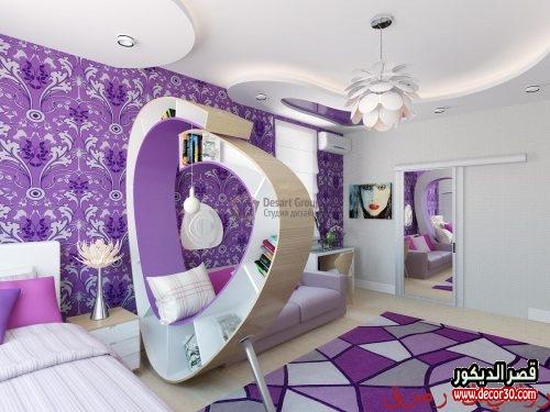 Classic Gypsum Bedroom Decor 2019