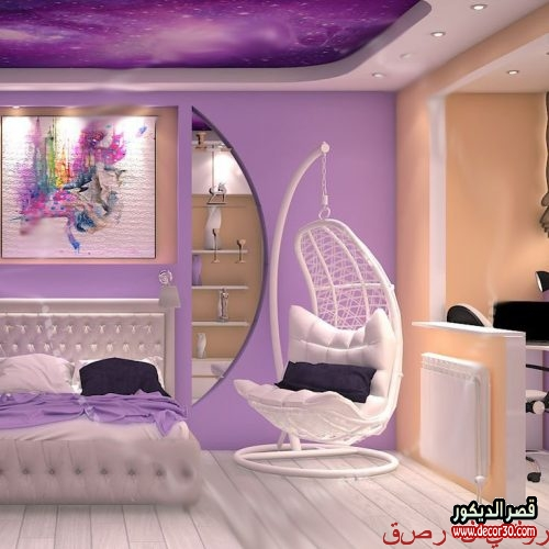 Gypsum Bedroom Decor 2021