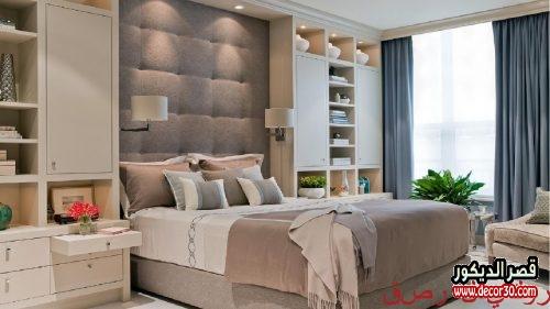 أفكار مفيدة لديكورات غرف نوم