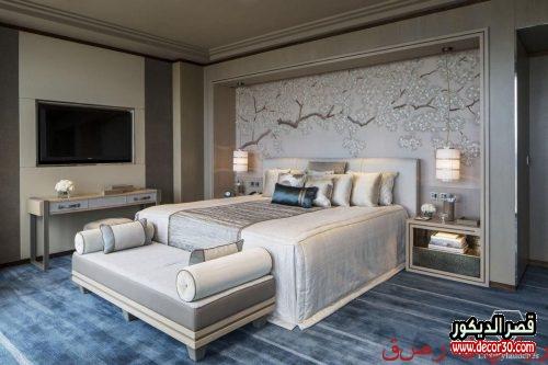 تصميم غرف نوم بسيطة