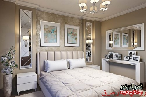 تصميم مثالي لغرف نوم اسثنائية