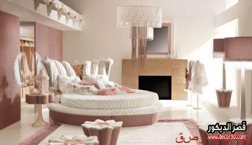 غرف نوم للعرسان 2020
