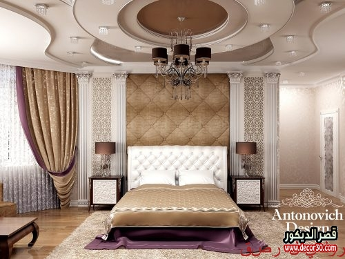 غرف نوم مودرن دمياط