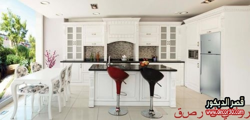 The latest Turkish kitchens