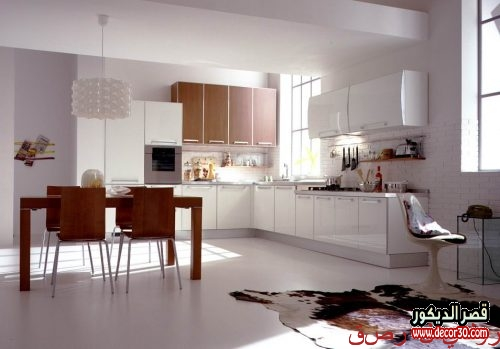 White Turkish kitchens 2020