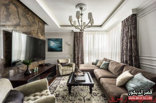 ديكورات صالونات منازل تركية 2020