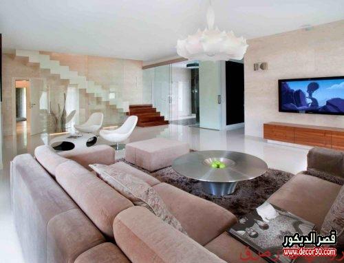 غرف معيشة منازل تركية