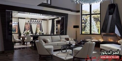 منازل تركية من الداخل بسيطة