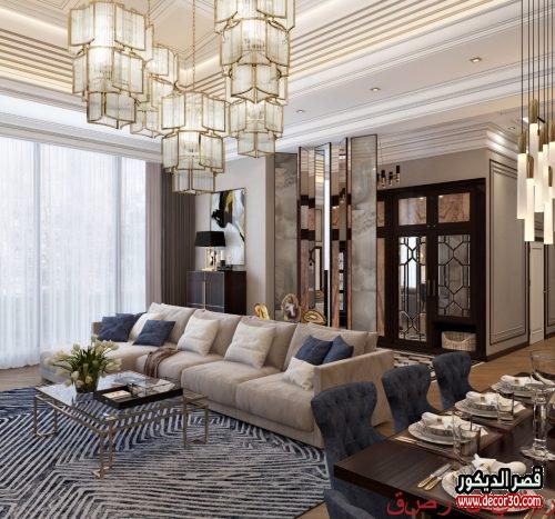 منازل تركية من الداخل 2020