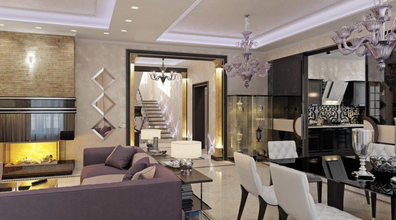 Modern Turkish decor 2020