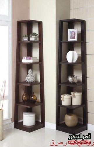 Wooden shelves shapes for shops 2019