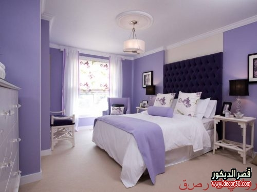 الوان غرف نوم 2022