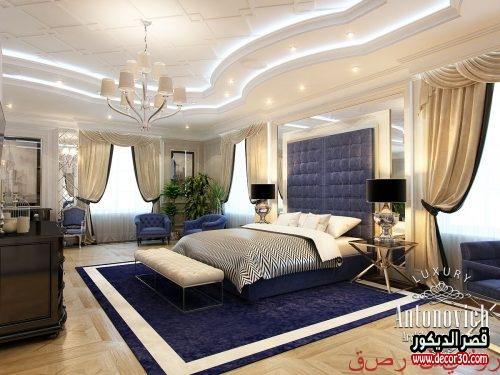 ألوان دهانات غرف النوم للعرائس
