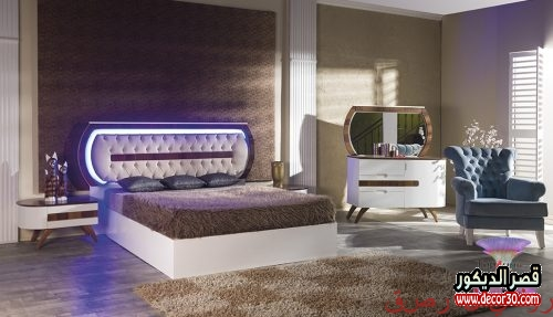 ألوان دهانات غرف نوم 2021