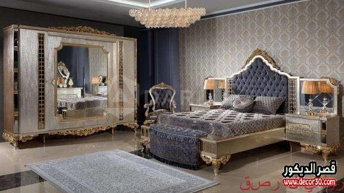 ألوان غرف نوم 2021