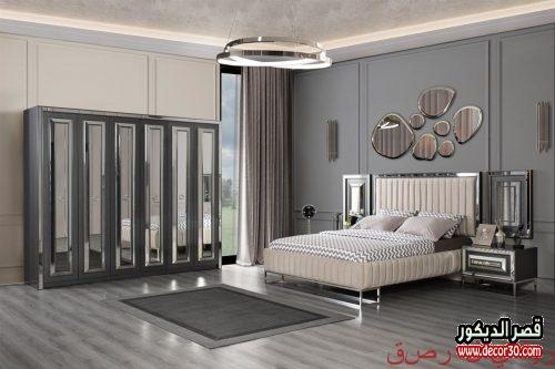 ألوان غرف نوم 2022