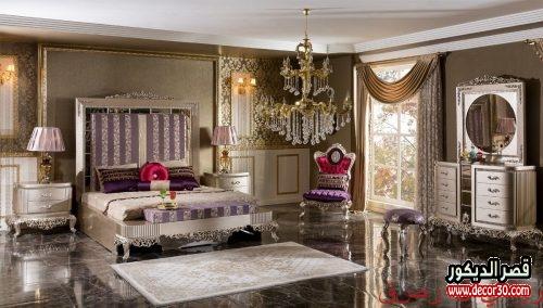 الوان غرف النوم للمتزوجين 2020