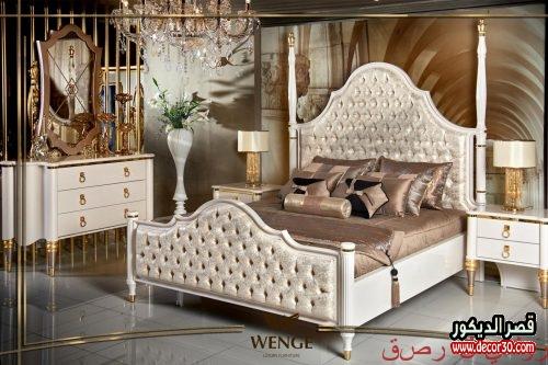 الوان غرف النوم للمتزوجين 2021