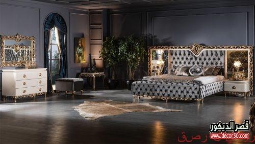 الوان غرف نوم مودرن 2022