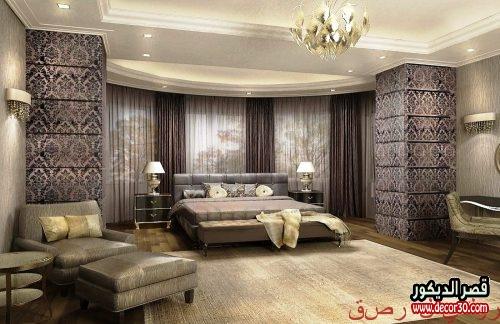 الوان غرف نوم مودرن 2023
