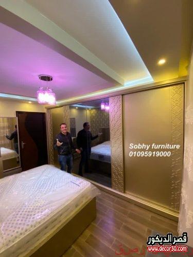 ألوان غرف النوم للمتزوجين 2021