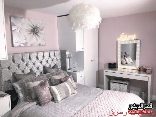 ألوان غرف نوم شباب 2021