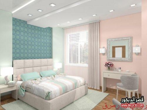 الوان دهانات غرف نوم 2021