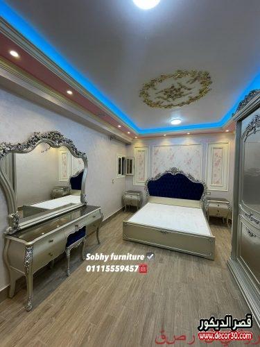 الوان غرف نوم للعرسان حديثة