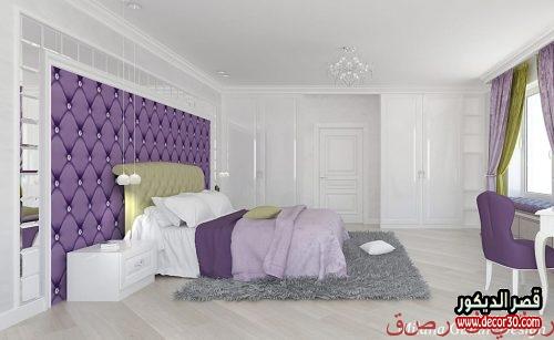 الوان غرف نوم للعرسان 2021