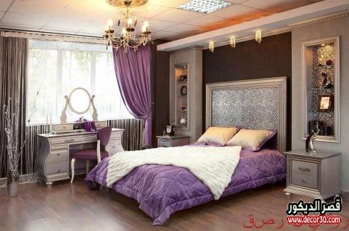 الوان غرف نوم للعرسان 2022